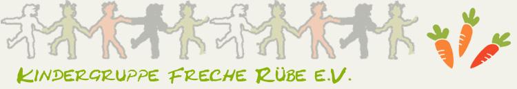 Kindergruppe Freche Rübe e.V.
